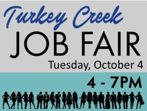 Turkey Creek Job Fair @ Turkey Creek Shopping Center | Knoxville | Tennessee | United States